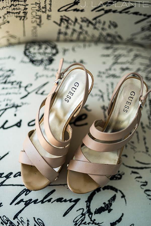 Seattle wedding | Wedding shoes | Seattle destination wedding photographer | J La Plante Photo