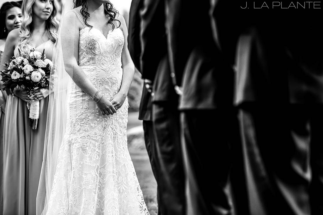 Greenbriar Inn wedding | Wedding ceremony | Boulder wedding photographer | J La Plante Photo