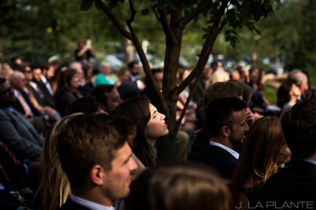 Greenbriar Inn wedding | Wedding guests | Boulder wedding photographer | J La Plante Photo