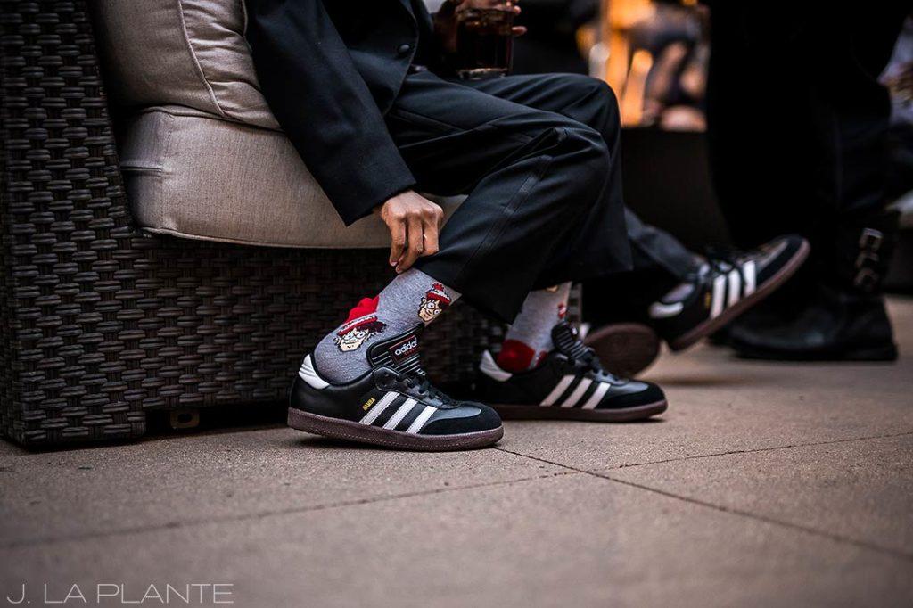 cool adidas wedding shoes
