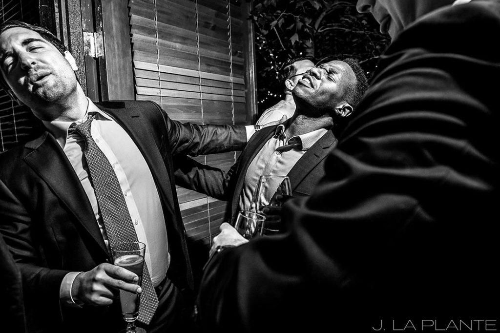 Greenbriar Inn wedding | Wedding dance party | Boulder wedding photographer | J La Plante Photo