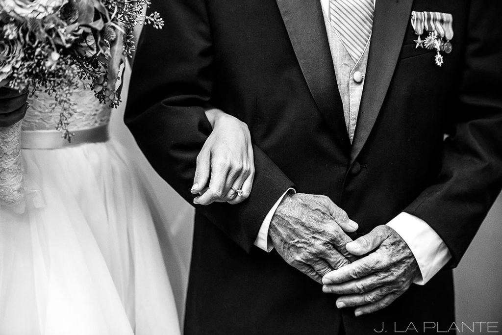 Fall Copper Mountain Wedding | Wedding ceremony | Colorado Destination Wedding Photographer | J La Plante Photo