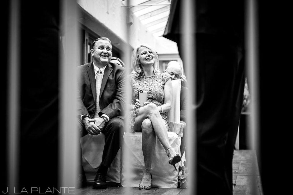 Fall Vail Wedding | Wedding ceremony | Vail Wedding Photographer | J La Plante Photo