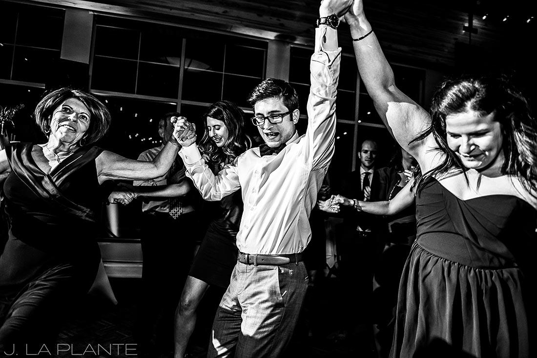 Fall Copper Mountain Wedding | Wedding hora | Colorado Destination Wedding Photographer | J La Plante Photo
