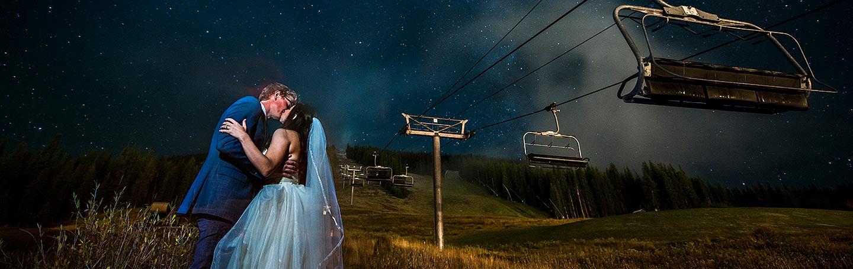 Copper Mountain Wedding | Copper Mountain wedding photographer | J La Plante Photo