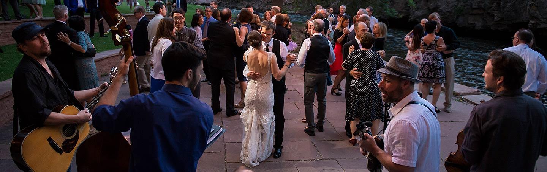 River Bend Wedding | Estes Park wedding photographer | J La Plante Photo