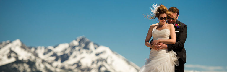 Vail Mountain Wedding