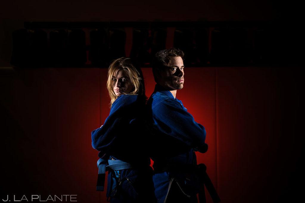 MMA Engagement | Mixed Martial Arts Engagement | Denver Wedding Photographers | J. La Plante Photo
