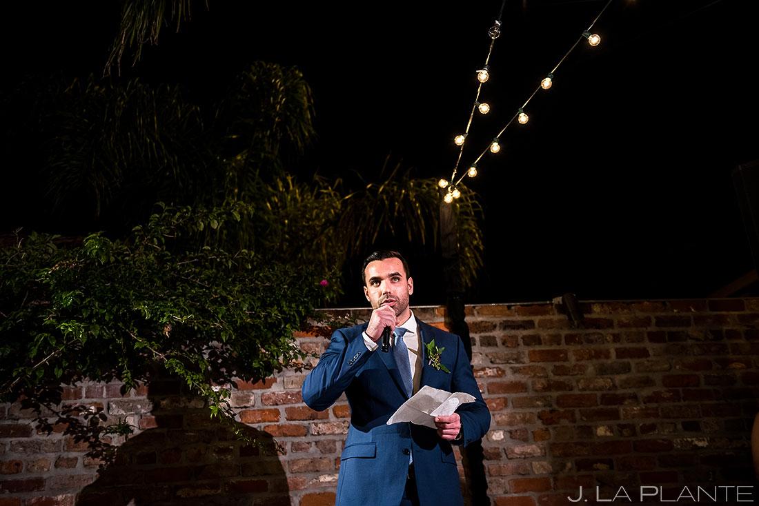 how to write an amazing wedding toast   best man speech at new orleans destination wedding