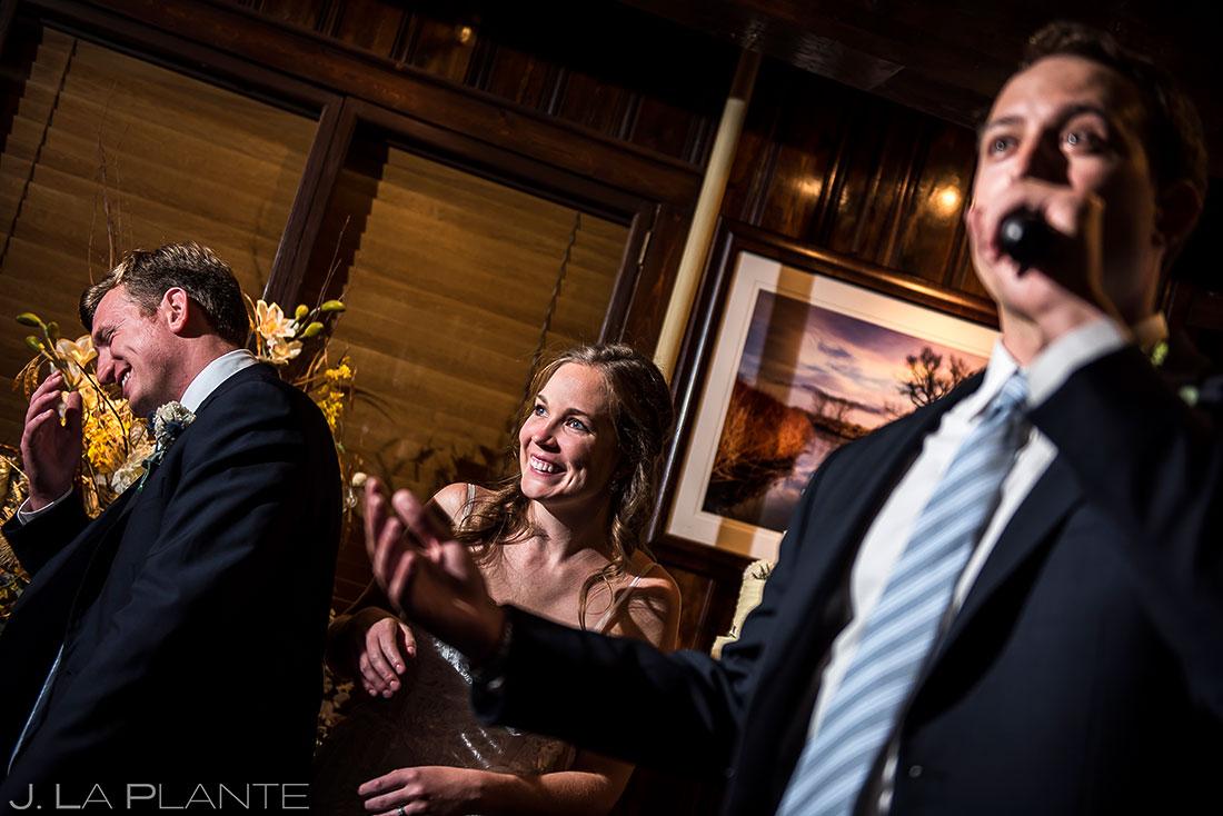 best man speech at greenbriar inn wedding
