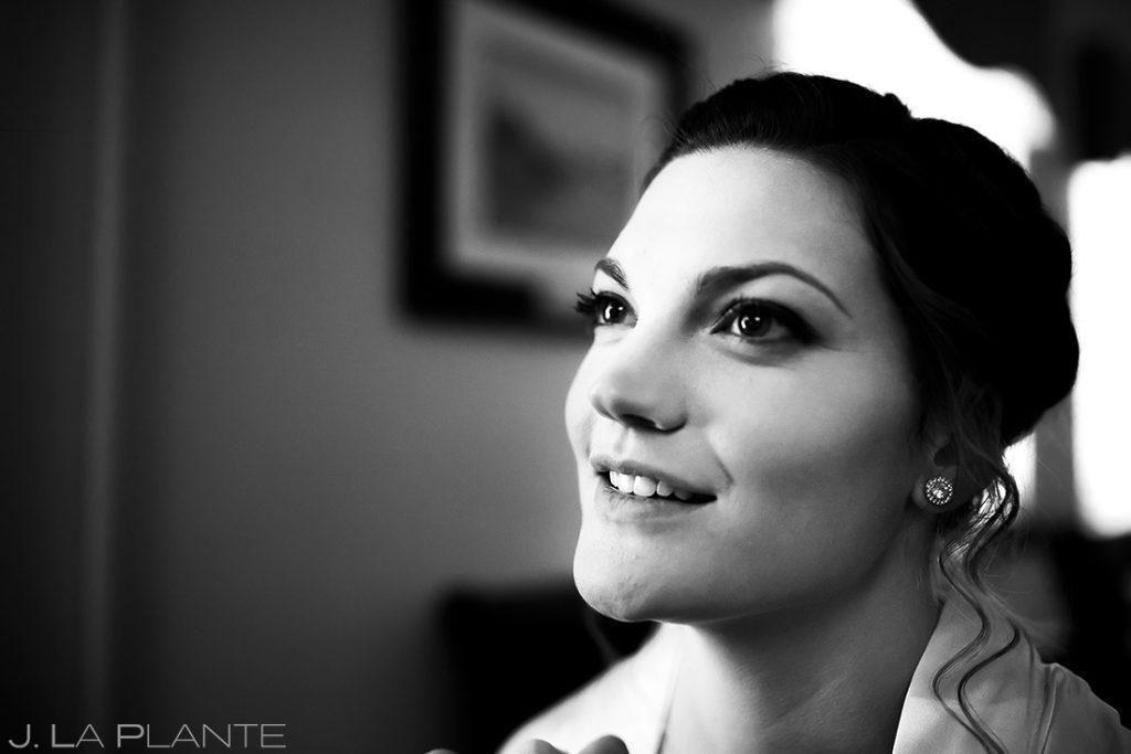Bridesmaid Getting Ready | Corona Church Denver Wedding | Denver Wedding Photographers | J. La Plante Photo
