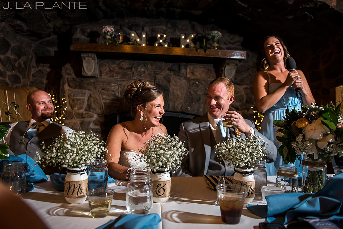 how to write an amazing wedding toast   maid of honor speech at boettcher mansion wedding