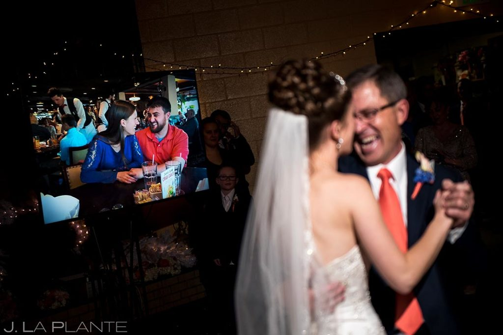 Father Daughter Dance | Corona Church Denver Wedding | Denver Wedding Photographer | J. La Plante Photo