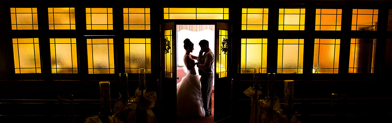 Bride and Groom Portrait | Corona Church Denver Wedding | Denver Wedding Photographer | J. La Plante Photo