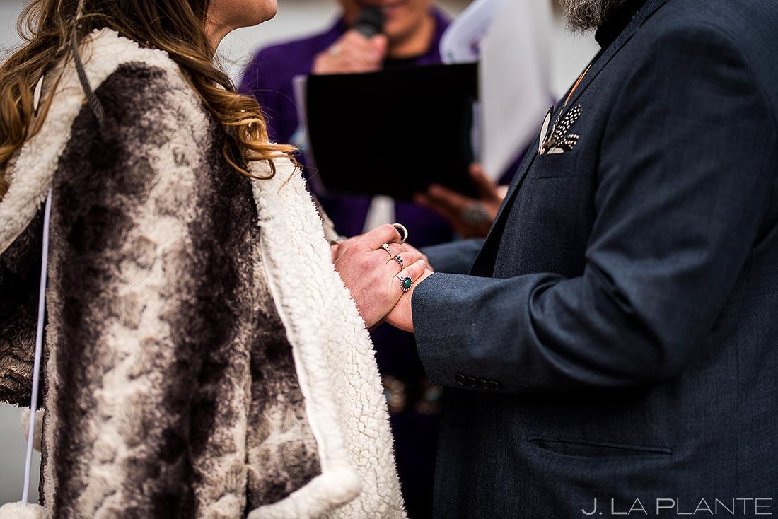 Cherokee wedding ceremony