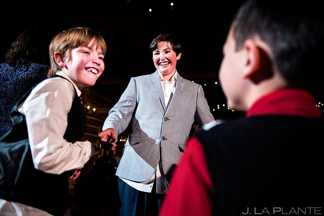 Wedding dance party | Colorado Wedding Photographer | J. La Plante Photo