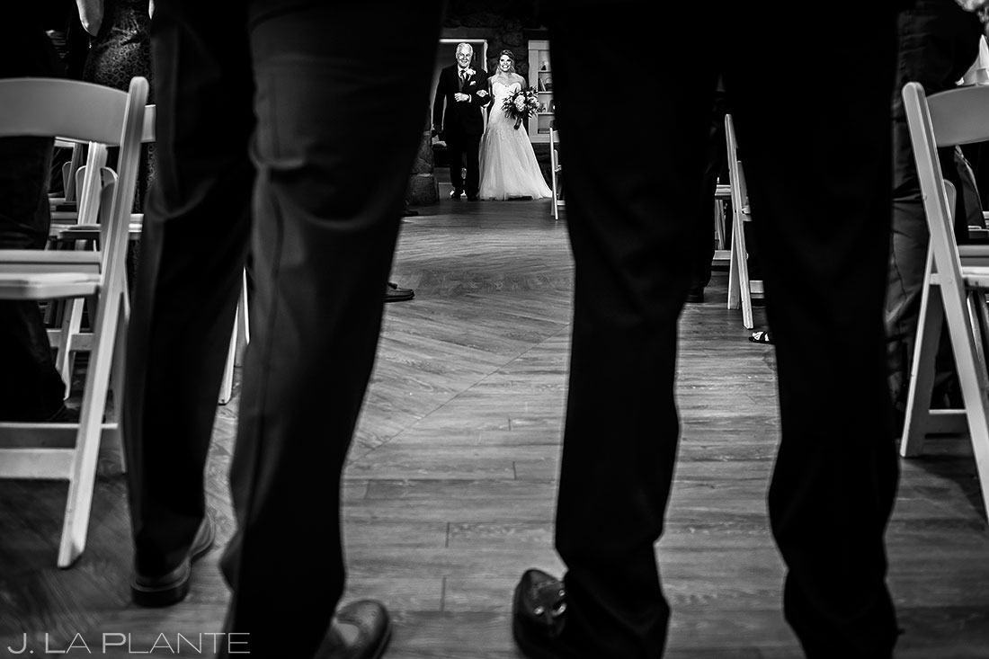 Boulder Wedding Ceremony   Wedgewood Boulder Creek Wedding   Boulder Wedding Photographer   J. La Plante Photo