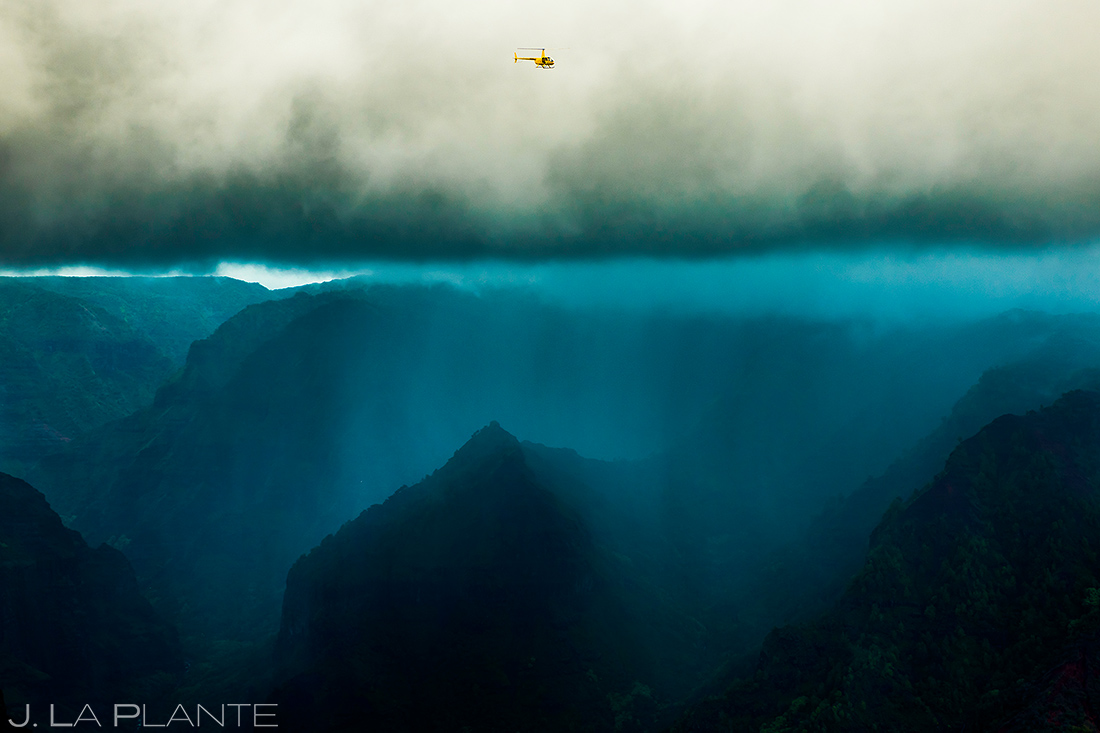 helicopter tours in hawaii