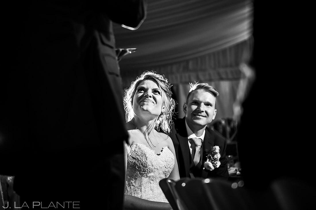 Man of Honor Speech   Wedgewood Boulder Creek Wedding   Boulder Wedding Photographer   J. La Plante Photo