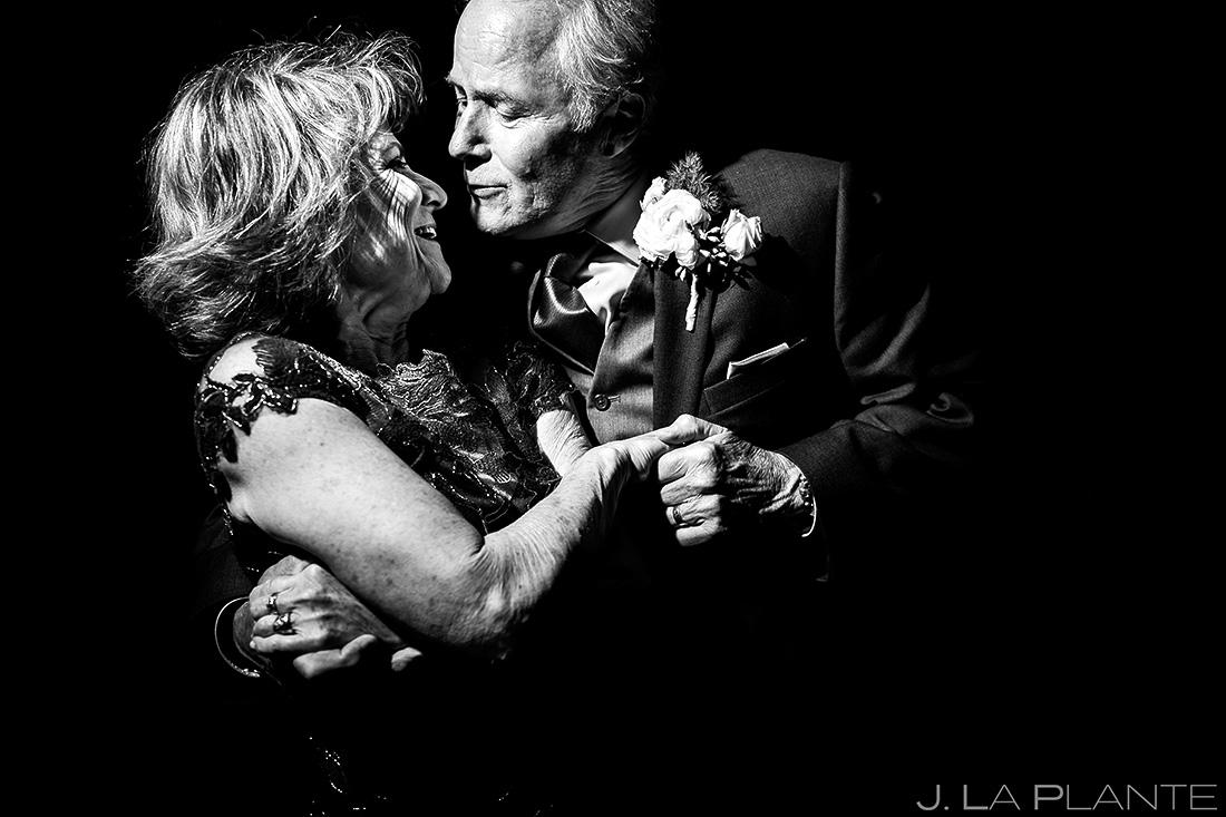 Bride's Parents Dancing   Wedgewood Boulder Creek Wedding   Boulder Wedding Photographer   J. La Plante Photo