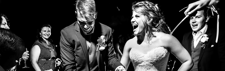 Bride and Groom Glow Stick Send Off   Wedgewood Boulder Creek Wedding   Boulder Wedding Photographer   J. La Plante Photo