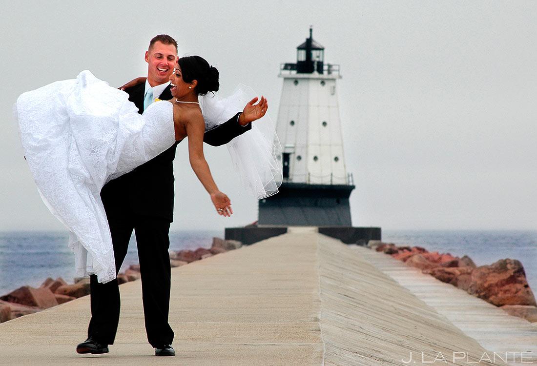 Best Wedding Photos of the Decade | Lake Michigan Destination Wedding | Destination Wedding Photographer | J. La Plante Photo