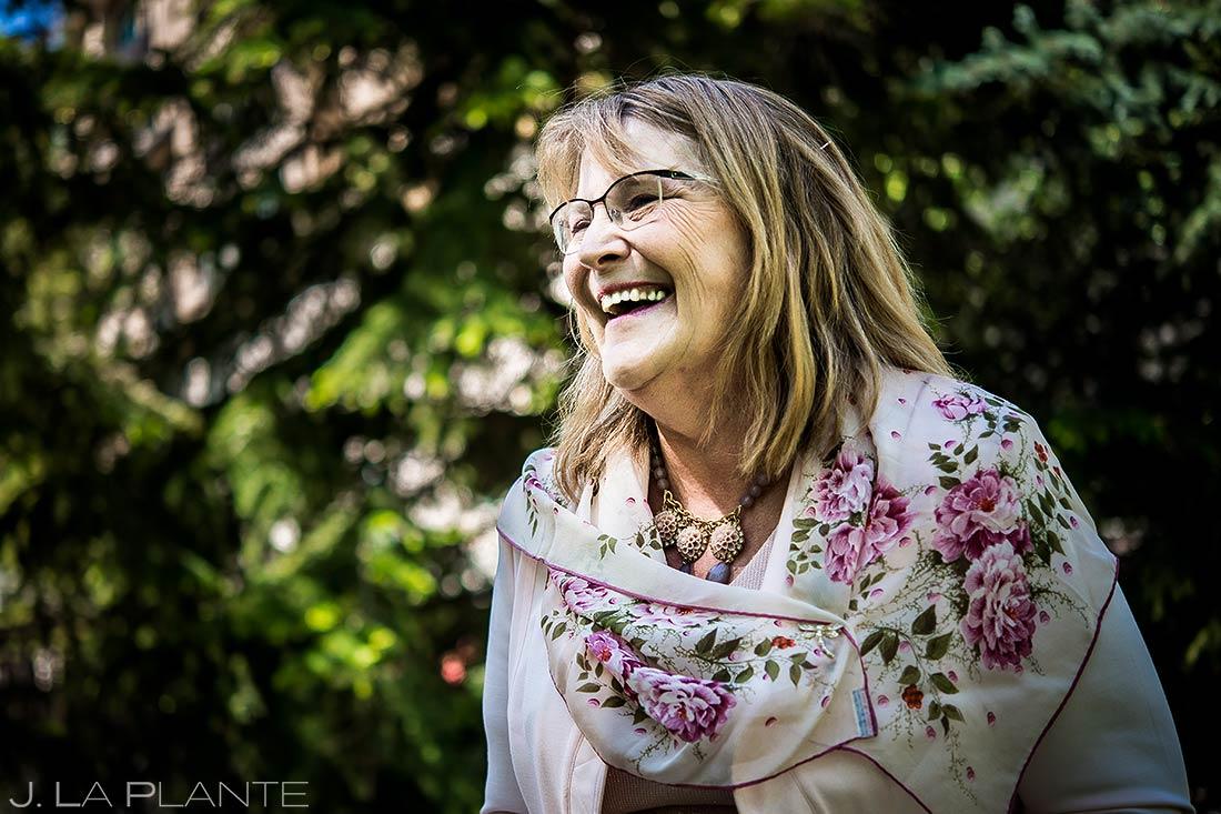 Mother of the Groom | Colorado Wedding Photographer | J. La Plante Photo