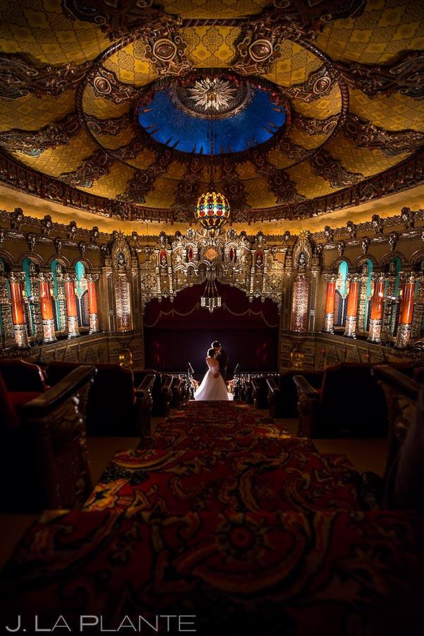 Best Wedding Photos of the Decade | Fox Theatre Detroit Wedding | Destination Wedding Photographer | J. La Plante Photo