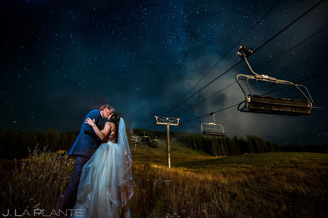 Best Wedding Photos of the Decade | Copper Mountain Wedding | Colorado Wedding Photographer | J. La Plante Photo