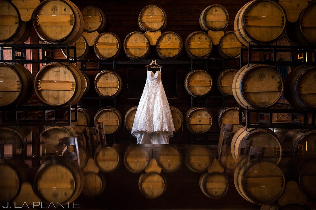 Wedding Dress Wedding Details | Crooked Willow Farms Wedding | Colorado Wedding Photographer | J. La Plante Photo