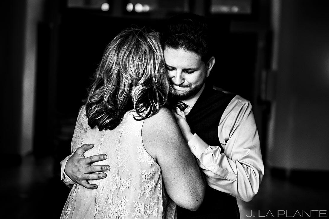 Mother Son Dance   Colorado Springs Wedding Photographer   J. La Plante Photo