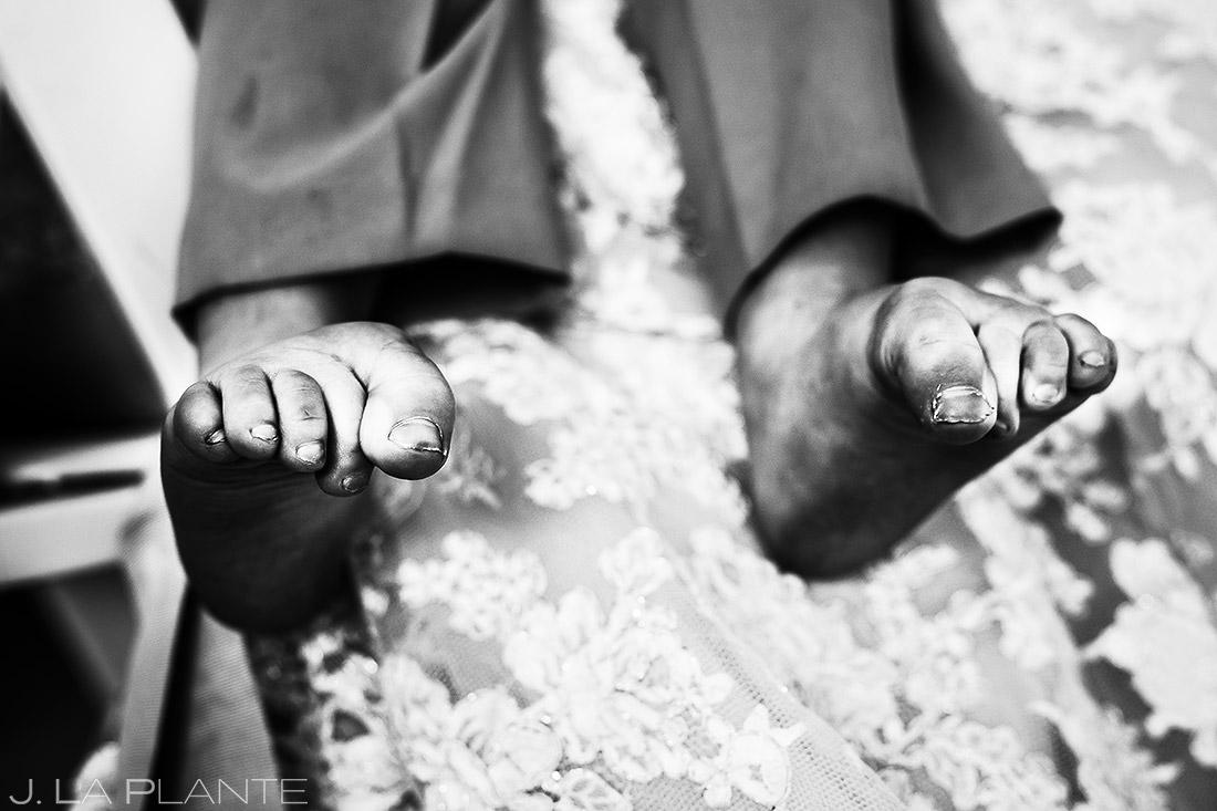 Wedding Detail Photo | Steamboat Springs Wedding | Colorado Wedding Photographer | J. La Plante Photo