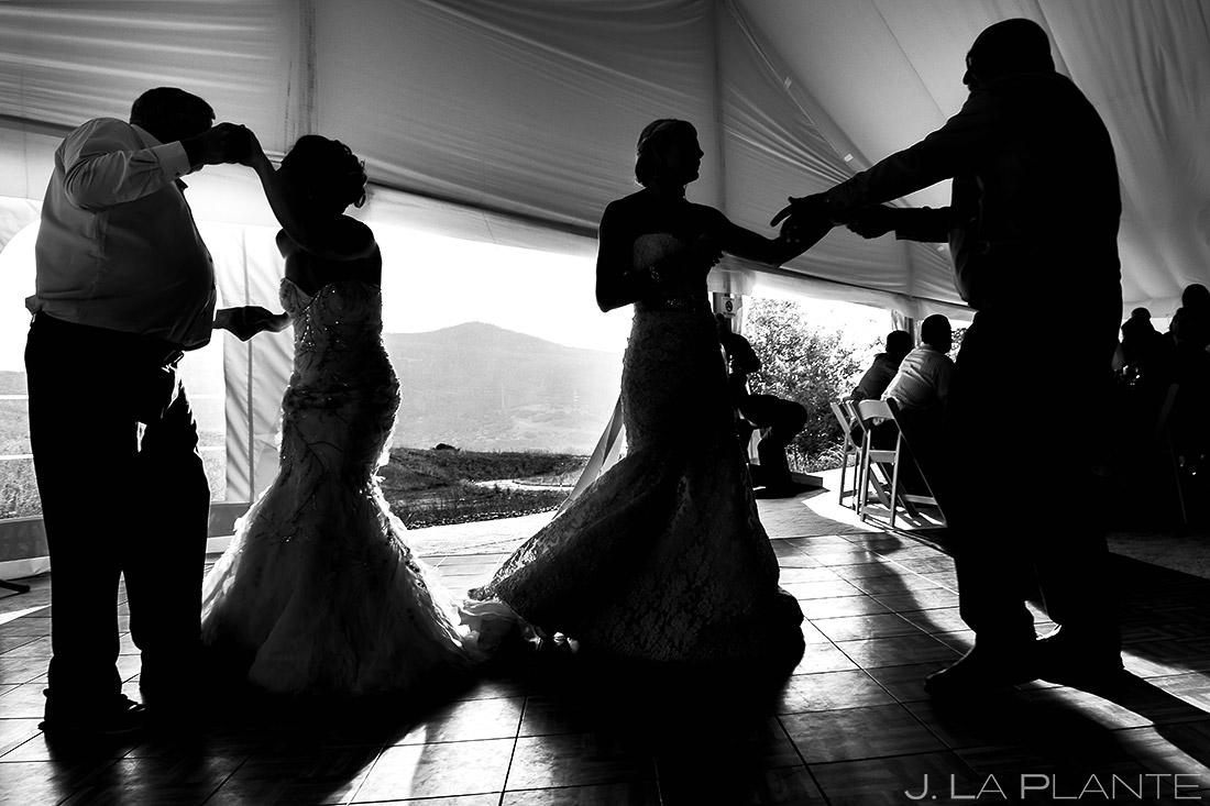 Father Daughter Dance | Steamboat Springs Wedding | Colorado Wedding Photographer | J. La Plante Photo