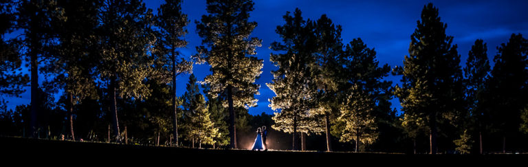 Lodge at Cathedral Pines Wedding