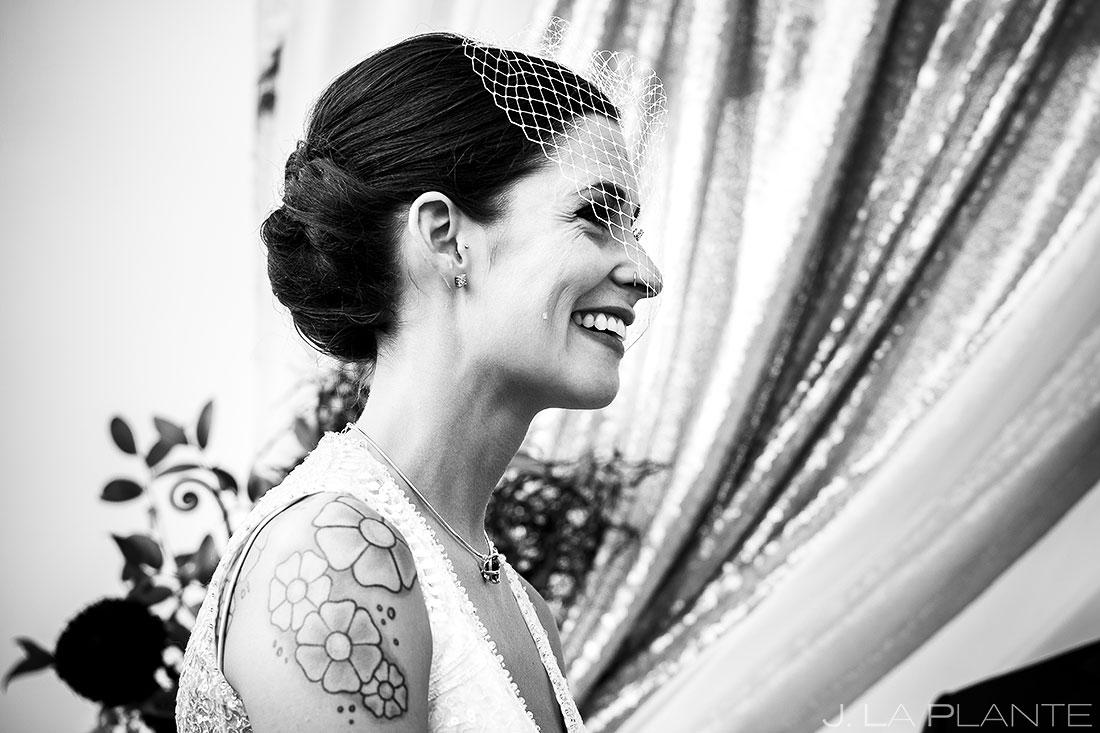 Outdoor Wedding Ceremony | Littleton Colorado Wedding | Denver Wedding Photographer | J. La Plante Photo