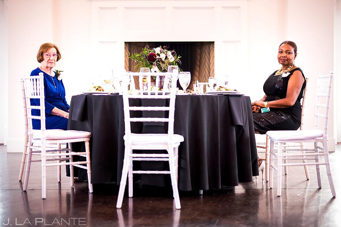 Wedding Guests | Manor House Wedding | Denver Wedding Photographer | J. La Plante Photo