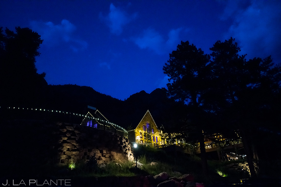 Mountain Wedding Venue | Della Terra Wedding | Estes Park Wedding Photographer | J. La Plante Photo