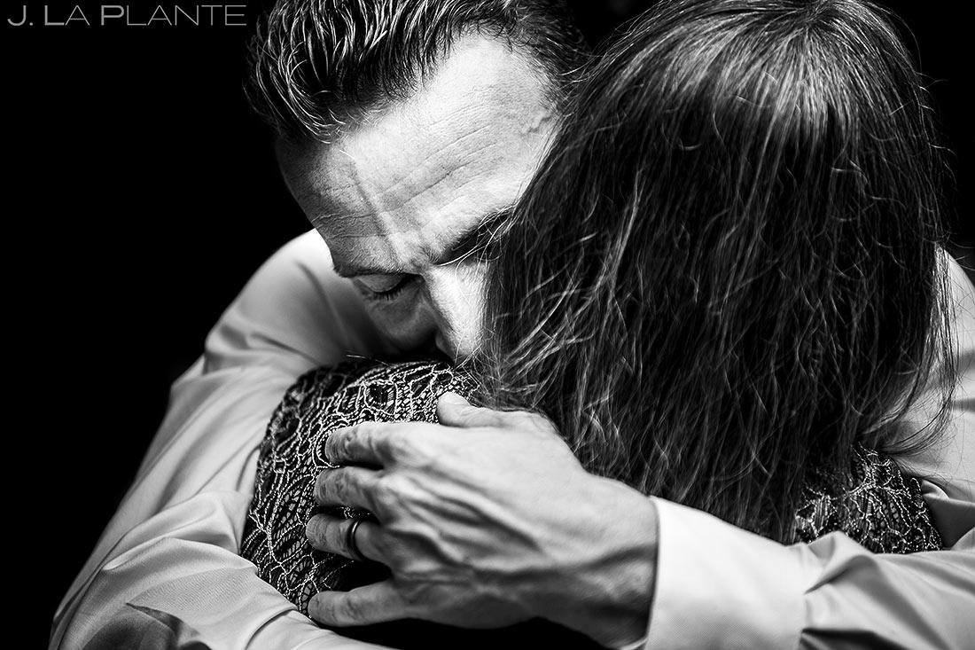 Mother Son Dance | Denver Botanic Gardens Wedding | Denver Wedding Photographer | J. La Plante Photo