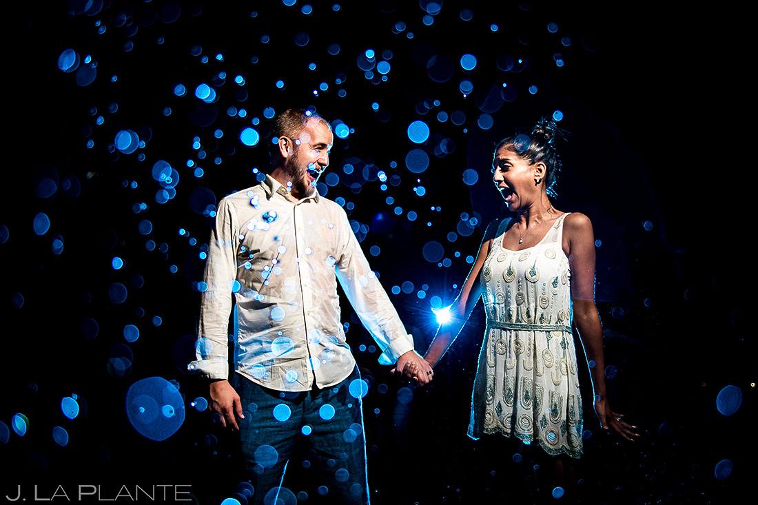 Bride and Groom Water Balloons | Dallas Wedding | Destination Wedding Photographer | J. La Plante Photo
