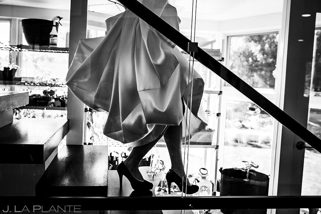 Wedding Dress | Rhode Island Wedding | Destination Wedding Photographer | J. La Plante Photo
