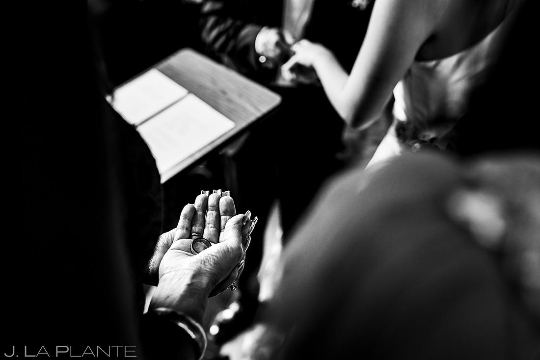 Bride and Groom Wedding Ceremony | Providence Wedding | Destination Wedding Photographer | J. La Plante Photo