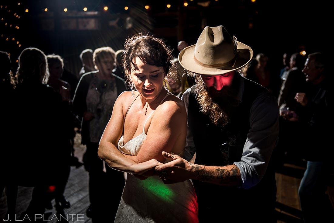 Wedding Reception Dance Party | Barnstar Wedding | Bellingham Washington Wedding | Destination Wedding Photographer | J. La Plante Photo