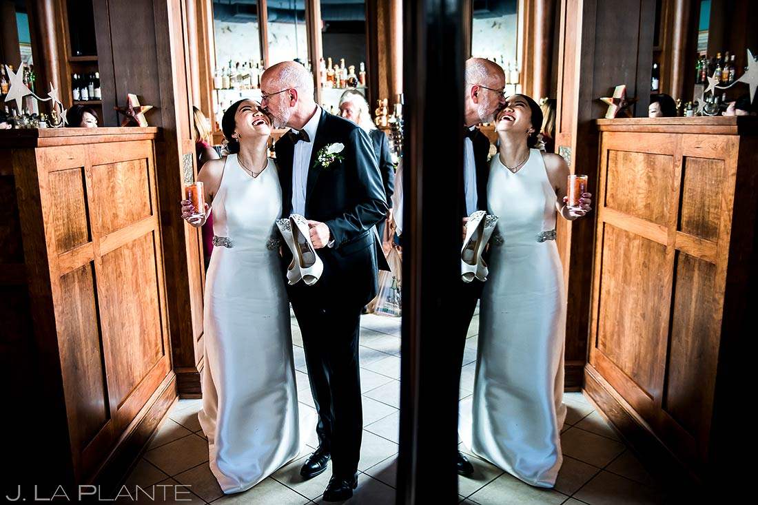 Wedding Reception Bride and Groom | Providence Wedding | Destination Wedding Photographer | J. La Plante Photo