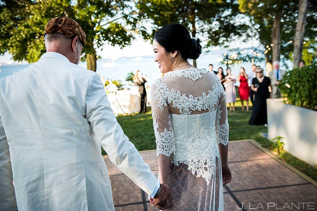 Bride and Groom Entrance | Providence Wedding | Destination Wedding Photographer | J. La Plante Photo