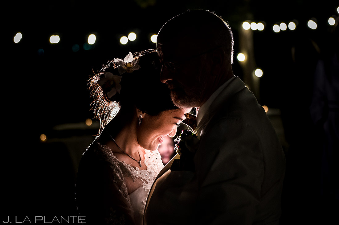 Bride and Groom First Dance | Providence Wedding | Destination Wedding Photographer | J. La Plante Photo