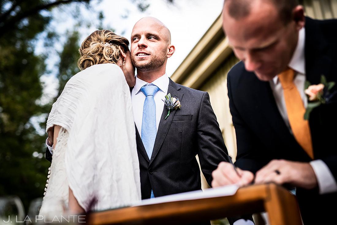 Marriage License   Boulder Wedding Photographer   J. La Plante Photo