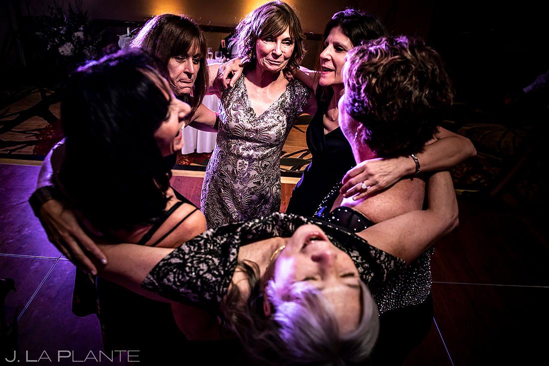 Wedding Reception Dance Party | Colorado Springs Wedding Photographer | J. La Plante Photo