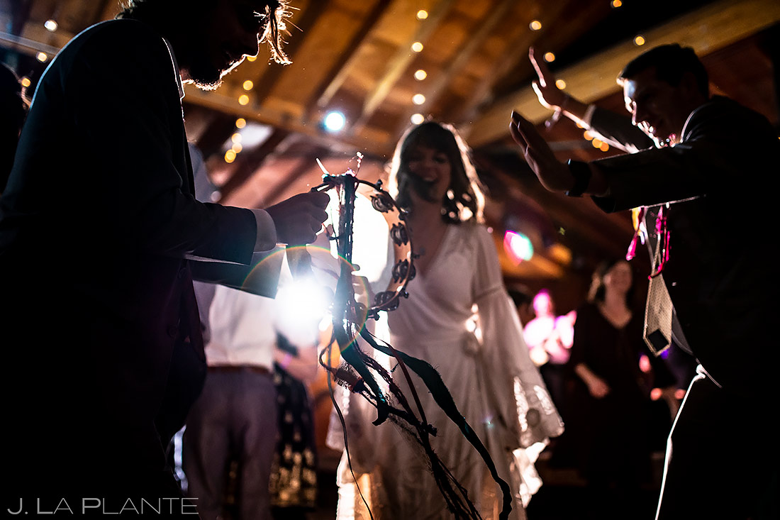 Wedding Reception Dance Party | Lyons Wedding | Boulder Wedding Photographer | J. La Plante Photo