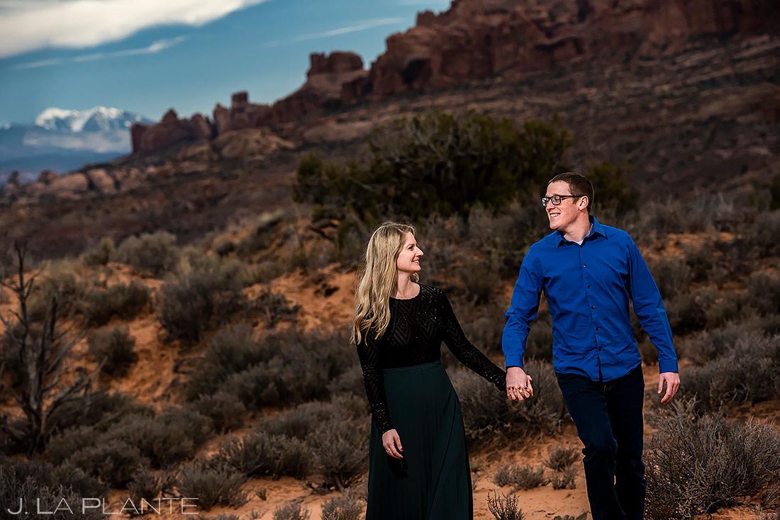 Engagement Photo Inspiration | Moab Engagement | Destination Wedding Photographer | J. La Plante Photo