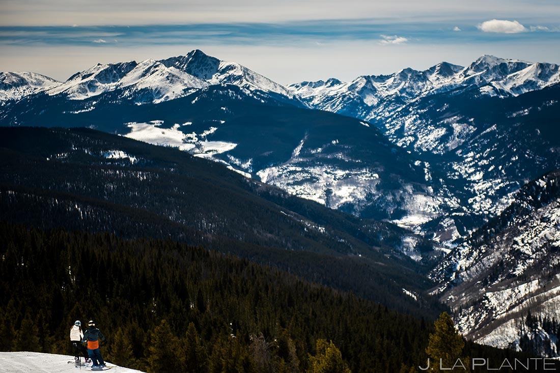 Best Wedding Photos of 2018 | Vail Ski Engagement | Vail Wedding Photographer | J. La Plante Photo